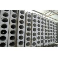 Quality High Strength MgO Lightweight Partition Walls , Insulated Hollow Core Concrete Panels wholesale