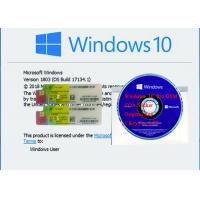 Buy cheap 100% Online Activate Windows 10 Pro Oem Product Key Support Multi - Language from wholesalers