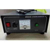 Quality 100w 60khz Analog Ultrasonic Generator For Welding Machine , Power Manual Adjustment wholesale