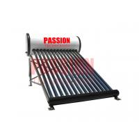 Best 150L 304 Integrative Non Pressurized Solar Water Heater for Bath Hot Water wholesale