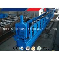 Quality High Speed Door Frame Cold Roll Forming Machine With Hydraulic System wholesale