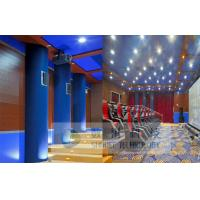 Best 4DX Motion chair 4D movie theater Environmental Effects 5.1 Audio System wholesale