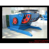 Best Tank / Vessel Auto Welding Positioners VFD Control Self Adjustable Table With Foot Switch wholesale
