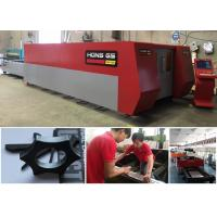 Quality 1500w 2000w fiber laser cutting machine for Machine Element&Advertising Industry wholesale