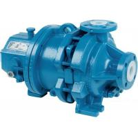 Quality Centrifugal Horizontal Chemical Process Non Clog Pump With Wear Materials wholesale
