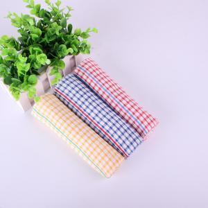 Best QF410 Little Checkers Poly / Cotton Kitchen Tea Towels Kitchen Towels 45*65cm wholesale