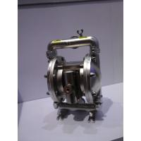 Cheap Stainless Steel Air Driven Diaphragm Pump for sale