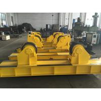 Best Double Drive Conventional Welding Rotator Pipe Turning Rolls Speed Adjust By Inverter wholesale