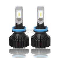 Best T8 Single All in One Led Headlight Kit H1, H3, H7,H8/H9/H11, 880/881, 9005/HB3, 9006/HB4 wholesale