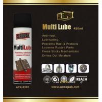 Best Car Cleaning Chemicals , Anti-Rust Lubricant For Pulley / Doors / Windows wholesale