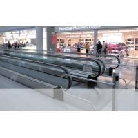 Buy cheap High Drive Efficiency Automatic Sidewalk , Economical Airport Walking Escalator from wholesalers