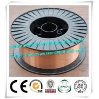 Quality High Efficiency MIG Welded H Beam Line ER70S-6 CO2 Welding Wire wholesale