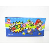 Best Super Mario CC Stick Candy With Lovely 3D Super Mario Pictures Toy wholesale