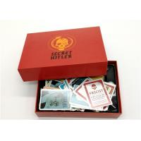 Best Personalized Playing Cards Secret Hitler Cards Intellectual Development Style wholesale