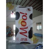 Buy cheap Weather Resistant Inflatable Product Replicas Milk Packaging OEM Service from wholesalers