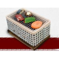 Best Newest mini Japanese Tabletop yakiniku oven ceramic bbq grill wholesale