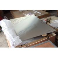 Best Magnesium Engraving Plate / Carving Magnesium Alloy Sheet Higher Specific Strength wholesale