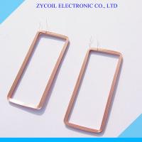 Cheap Electronic Multilayer Air Core Inductor Coil Winding With High Frequency for sale