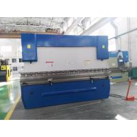Cheap Stainless Steel Door CNC Hydraulic Press Brake With High Strength Gooseneck for sale