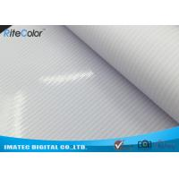 Best Glossy Solvent Frontlit PVC Flex Banner Material Canvas For Outdoor Light Boxes wholesale