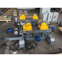 Best VFD Speed Control Welding Turning Rolls Motorized Elevated & Move on Rails wholesale