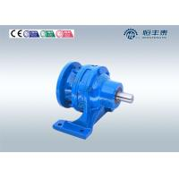 Miniature Inline Cycloidal Gear Reducer , Foot Mounted Reduction Gear Boxes