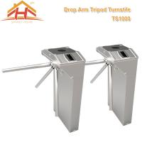 Best Airport Access Control Equipment Waist High Turnstile Gate Security And Convenience wholesale