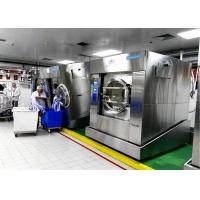 China Stainless Steel Laundromat Washer And Dryer , Commercial Grade Washer And Dryer on sale