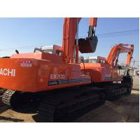 Best Used Japan Hitachi Ex200 1 Excavator New Paint 92% Uc With 36 Months Guarantee wholesale