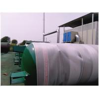 Best ASME Approved Natural Gas Storage Tank Separator Vessel High Temperature Resistant wholesale