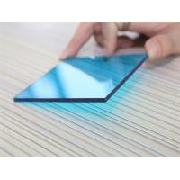 Best 3mm Impact Resistant Polycarbonate Sheet , Blue Polycarbonate Sheet For Construction wholesale