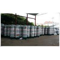 Best High Pressure Compressed Air Buffer Storage Tank Stainless Steel Horizontal wholesale