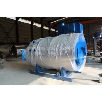 Cheap Stainless Steel Gas Fired Steam Boiler Multiple Protection Industrial Natural for sale