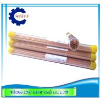 Quality Multi Hole EDM Electrode Copper Tube  EDM Drill Parts EDM Brass Pipe 5.0x400mmL wholesale