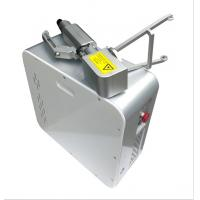 Best 20W High Cleanliness Fiber Laser Rust Removal Machine With Auto Focus wholesale