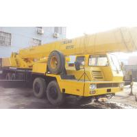 Best XCMG Lorry Mounted Second Hand Truck Cranes Year 2009 With 3 Years Warranty wholesale