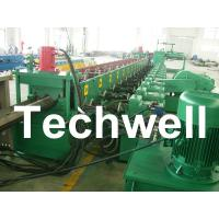 Best Forming Speed 10 - 12m/min W Beam Guardrail Forming Machine for Crash Barrier TW-W312 wholesale