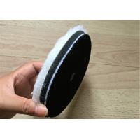 Best Single Side Wool Cleaning Foam Buffing Pads Wear Resistant For Car And Glass wholesale
