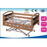 Cheap Semi Fowler Critical Care Beds , Full Electric General Ward Patient Bed for sale