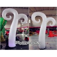 Best 3m Decorative Inflatable Sprout Inflatable Light Tree for Sale wholesale