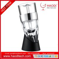 Best Best Wine Aerator Decanter Premium Red Wine Pourer with Diffuser with Gift Box, Stand, Velvet Pouch wholesale