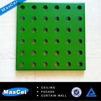 Best 60x60 Decorative Acoustic Ceiling Tiles and Perforated Steel wholesale