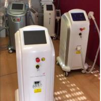 Best Stationary 808nm Diode Laser Hair Removal Machine 1-120J/Cm2 wholesale