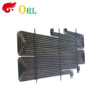Best Convection Superheater Coils Steam Super Heater In Boiler Anti Corrosion wholesale