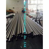 Best EN10216-5 Bright Annealed Stainless Steel Tube , Stainless Steel Seamless Tube wholesale