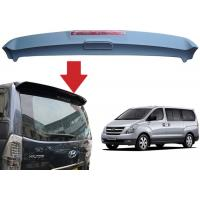 Best Auto Sculpt Rear Roof Spoiler with LED Stop Light for Hyundai H1 Grand Starex 2012 wholesale