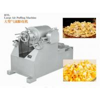 Best ISO9001 Candy Packaging Machine / Large Air Puffing Machine For Cake , Bread And Rice Bar wholesale
