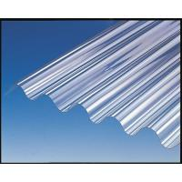 Best Bayer / GE Polycarbonate Sheet , Corrugated Greenhouse Panels High Strength wholesale