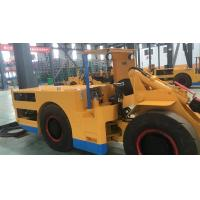 Quality 1 Cubic Meter  Electric LHD Load Haul Dump Machine For Underground Mining with Cable CE / ISO9001 wholesale