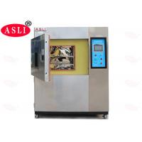 Best 87L Air to Air 3 ozone Thermal Shock Test Chamber for Metal Plastics Rubber wholesale